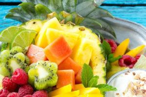 Tropical Fruit Salad - Lightweight Lotion