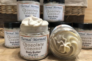 Chocolate Coconut Body Butter