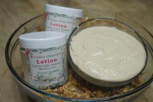 Creamy Chamomile Lotion