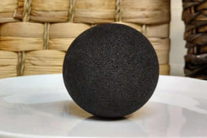 Exotic Fizz Bath Bombs with Black Sea Salt