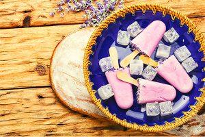 Lavender Suds Bubble Bar