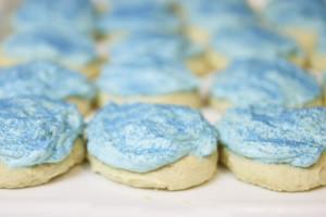 Peach & Jasmine Bath Cookies