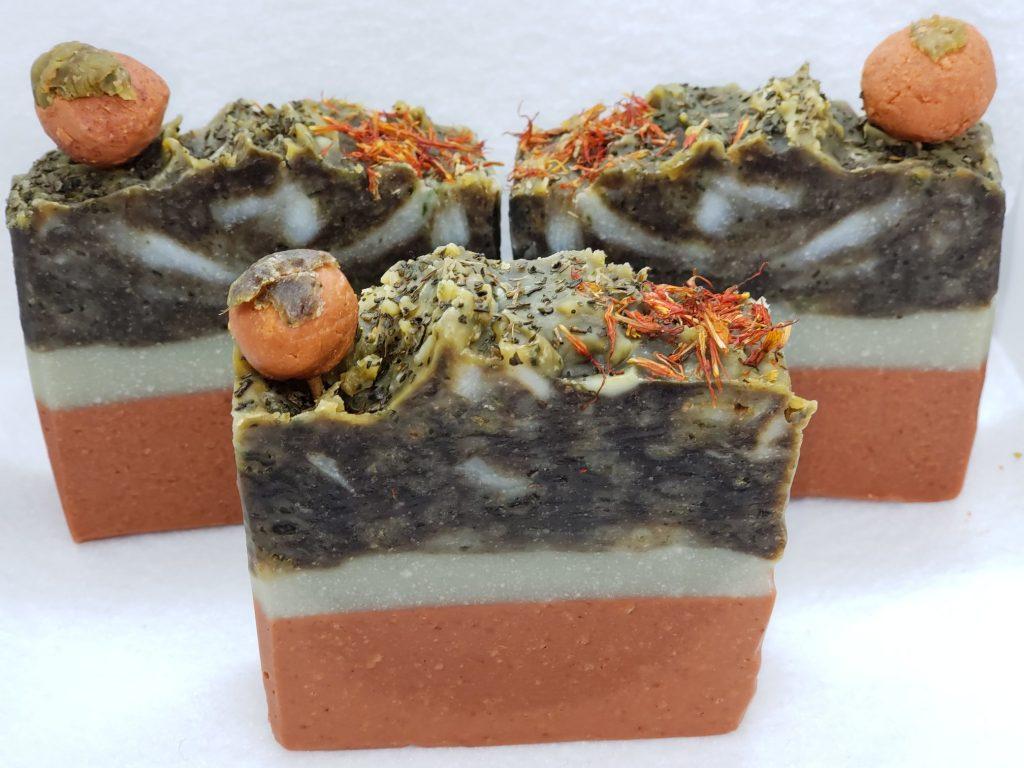 Basil & Tomato Soap