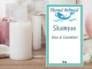 Aloe & Cucumber Soothing Scalp Formula - Shampoo