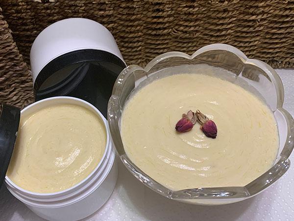 Mango & Hemp Oil Body Butter (CBD Version)