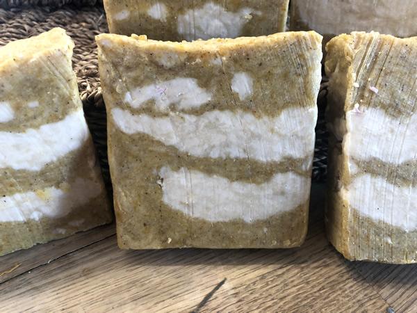 Pumpkin Spice, Goat's Milk & White Kaolin Clay