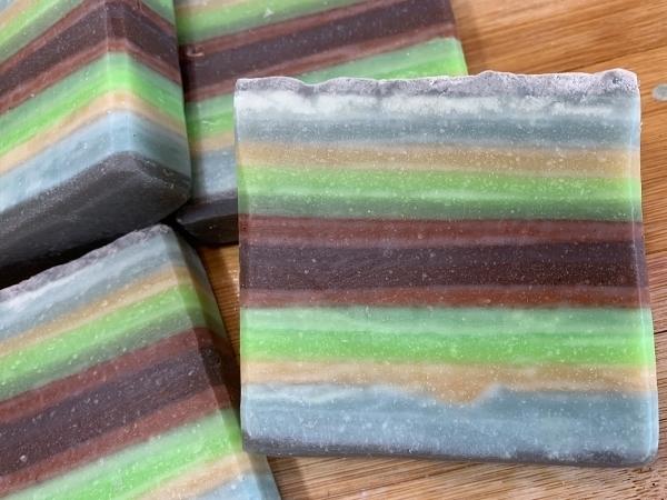 Woodland  Pine  Soap