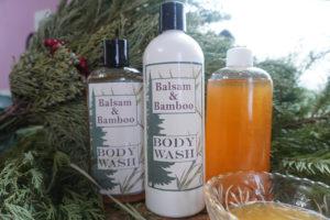 Men's Balsam & Bamboo Lotus Liquid Body Wash