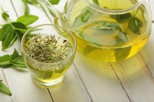 Herb Tea & Honey Liquid Soap (Body Wash)