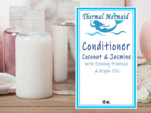 Jasmine & Coconut for Full Hair - Conditioner