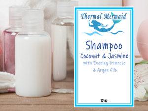 Jasmine & Coconut for Full Hair - Shampoo